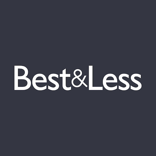 logo for Best and Less