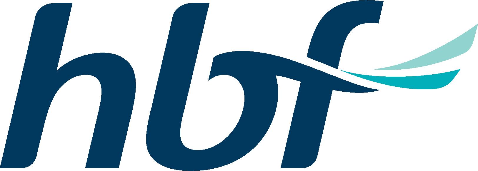 logo for HBF Pop-Up Kiosk