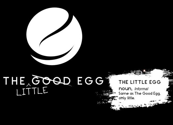 logo for The Little Egg Cafe